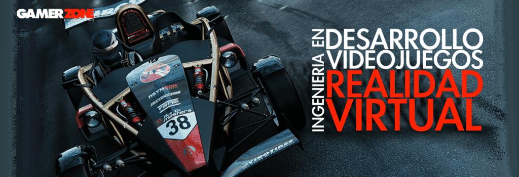 simulador de carreras con branding