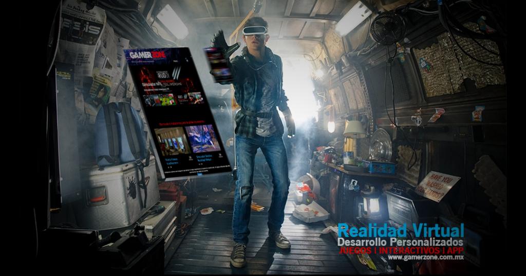 desarrollo de realidad virtual