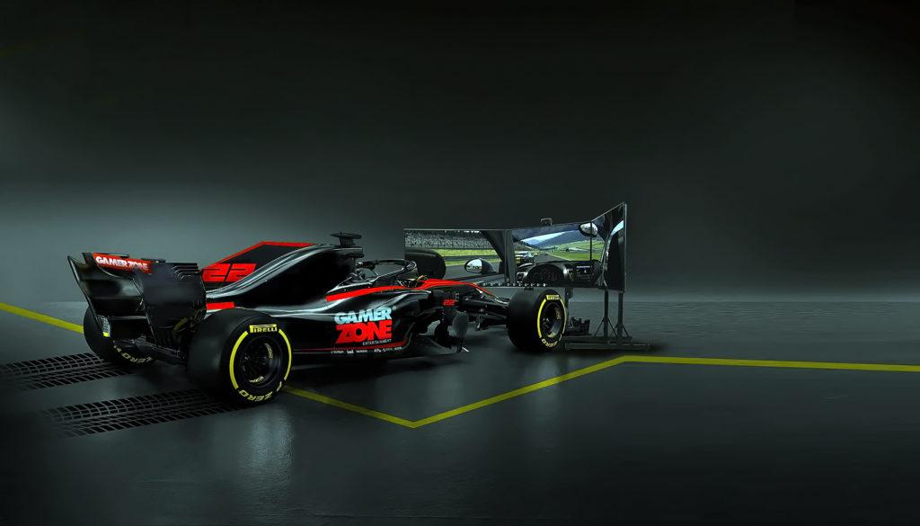Replica Formula 1