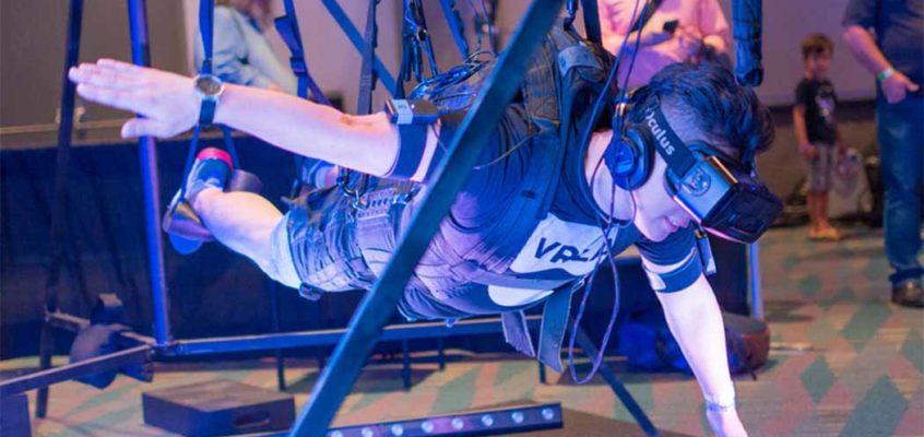 Simulador Skydive Realidad Virtual