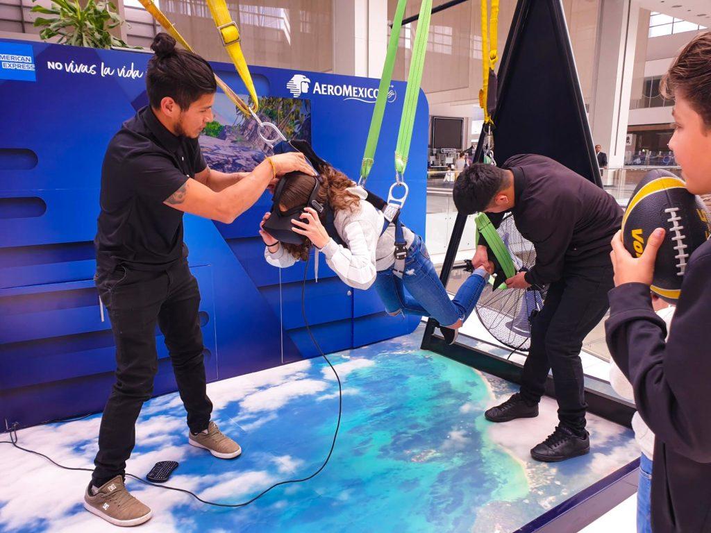 Simulador Skydive
