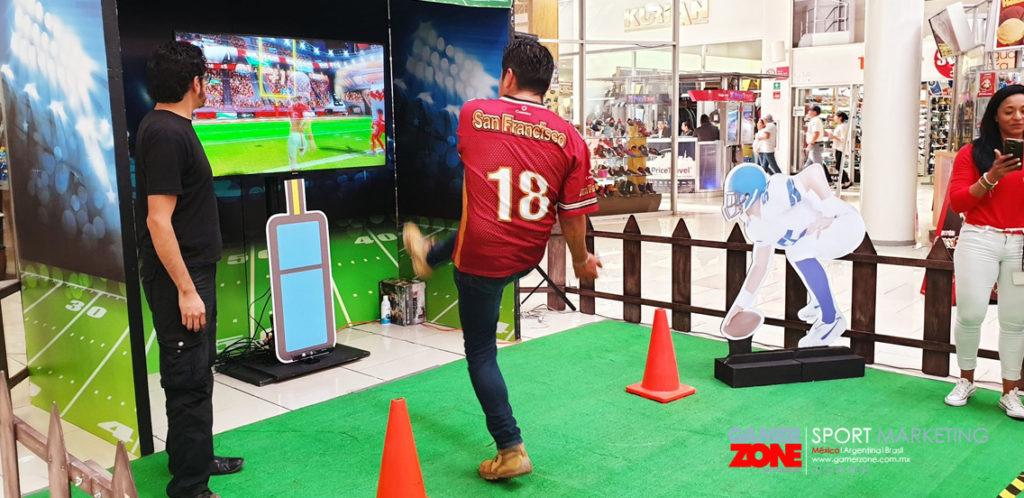 Simulador Futbol Americano NFL