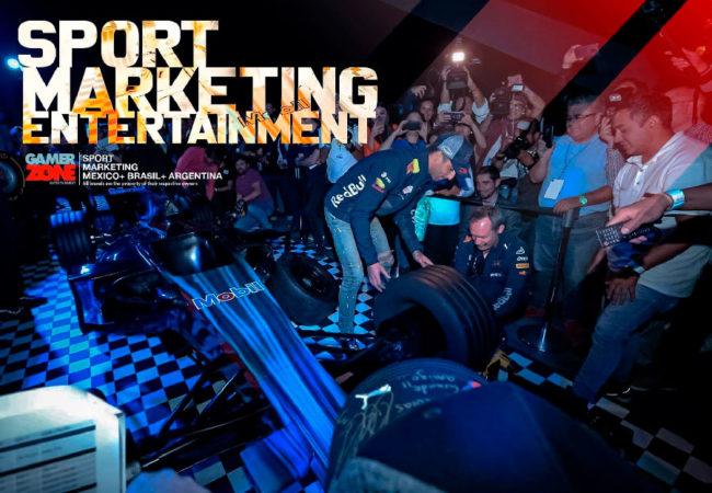 Marketing Formula 1 en México