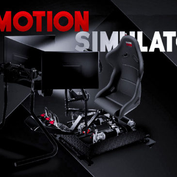 Simulador de Movimiento Profesional 4D