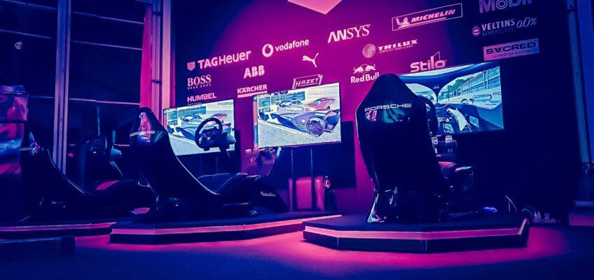 Simuladores realidad virtual alquiler