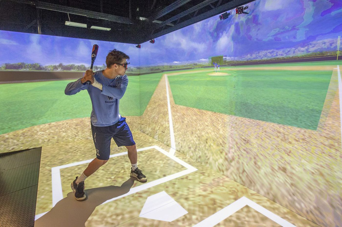 Simulador de Beisbol virtual