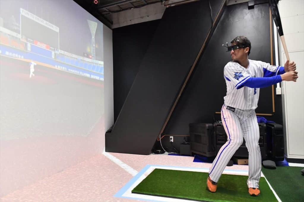 Beisbol realidad virtual