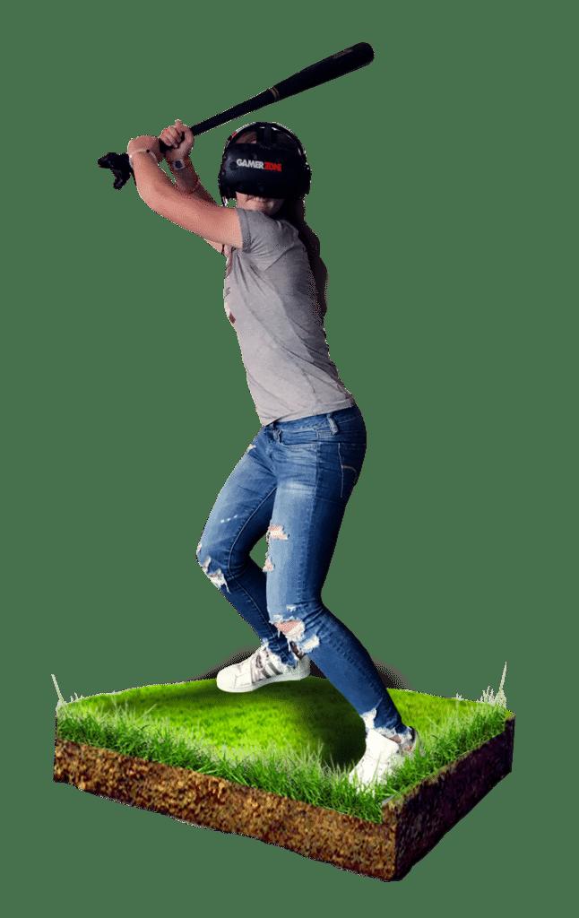 simulador virtual de beisbol personalizado