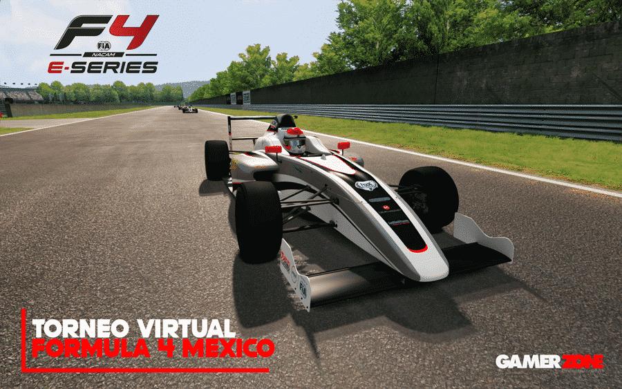 Torneo e-Sports Formula 4