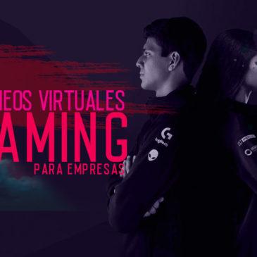 Torneos virtuales para empresas