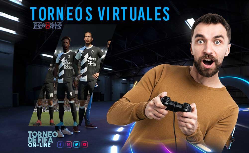 Torneo virtual de FIFA