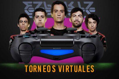 Torneos virtuales espots