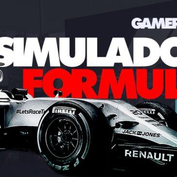 Simulador formula 1