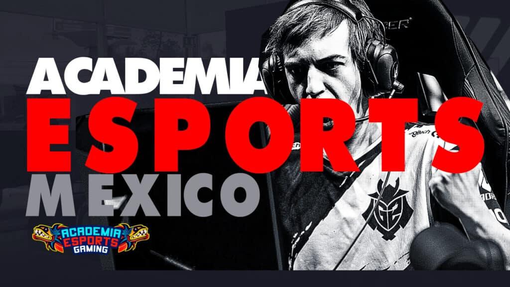Academia de esports en México