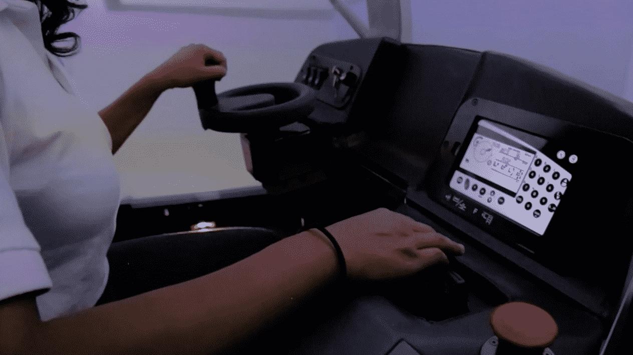 simulador de autobus