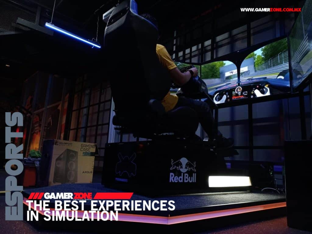 simuladores de carreras